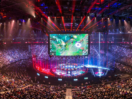 The Rise of Esports in the Face of Coronavirus Pandemic