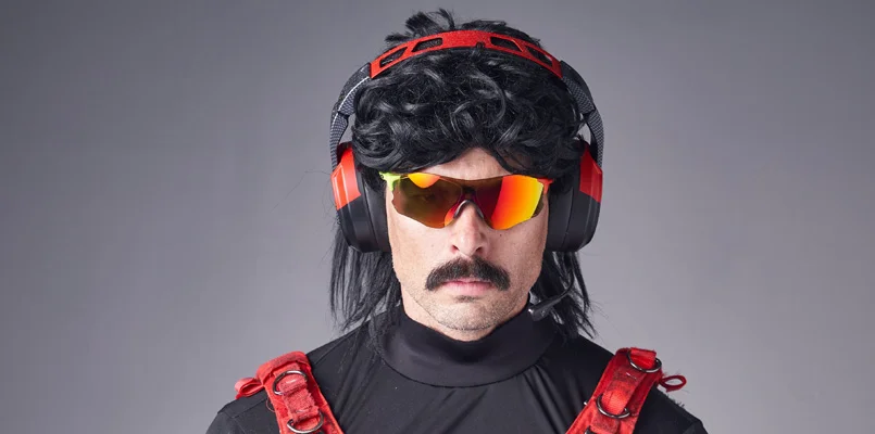 Doctor Disrespect Finally Responds to Twitch Ban