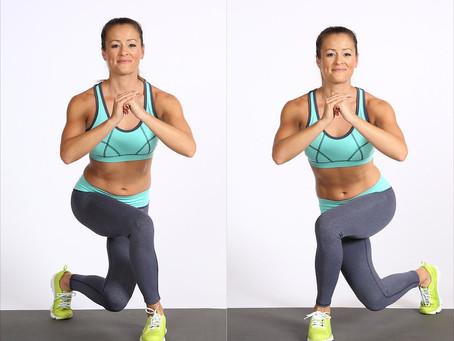 12 EXERCISES FOR #LEGDAY