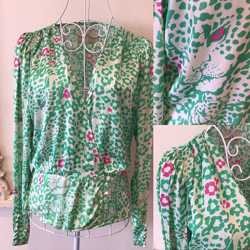 BAILEY AND BUETOW blouse