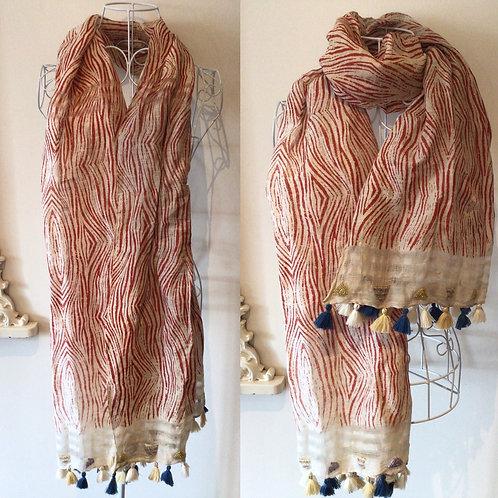 AMET & LADOUE scarf
