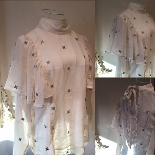 RELIGION blouse