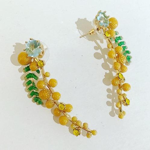 MIMOSA & VINE earrings
