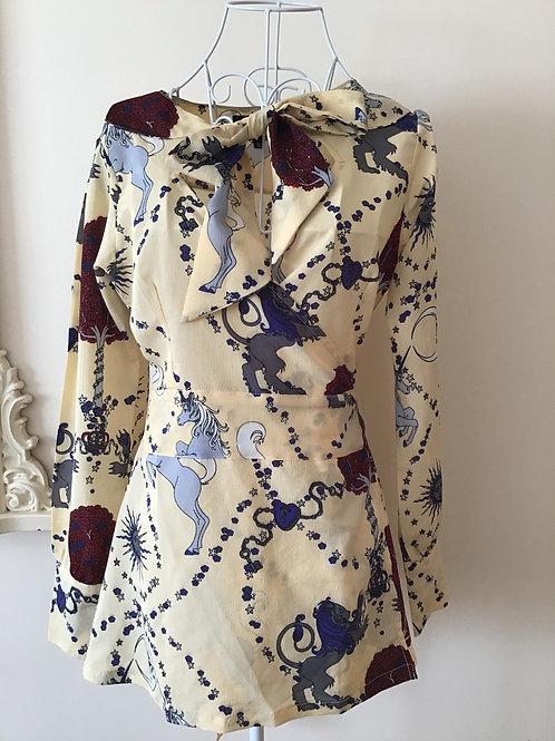ANAMI & JANINE blouse