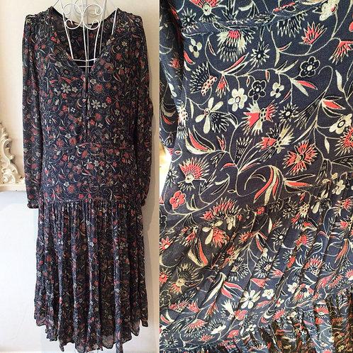BY IRIS midi dress