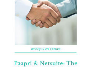 Paapri & Netsuite: The UK edition