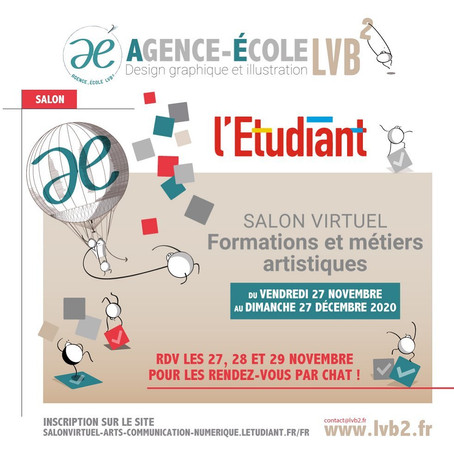 Salon virtuel « l'Étudiant »