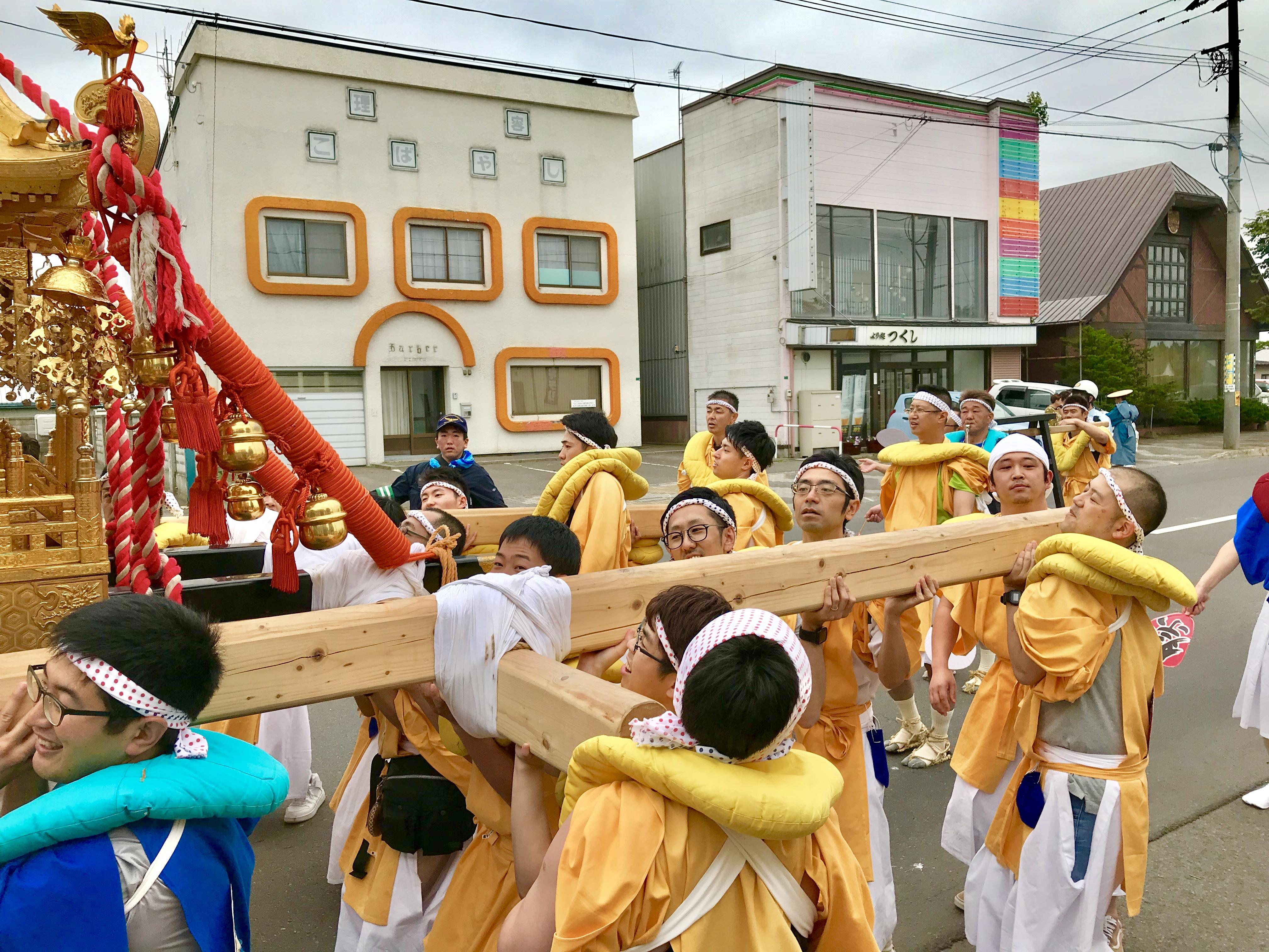 2019年標津神社祭