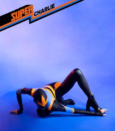 tatjana ostojic cat suit orange spider s