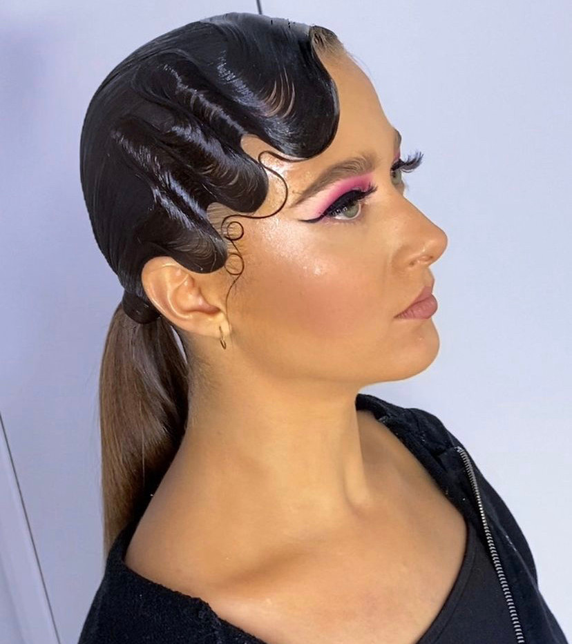 Gel Wave and Twists