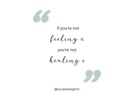 Feel to heal