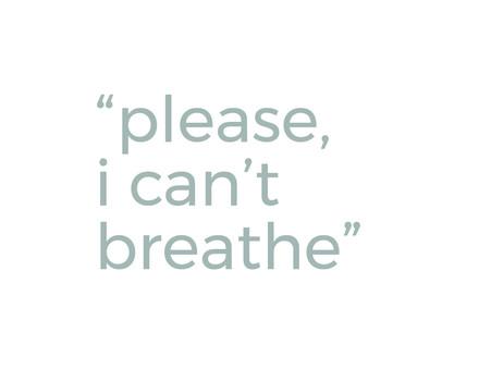 Release the fear... breathe