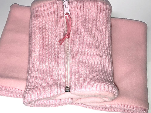 ZipNeck Pink