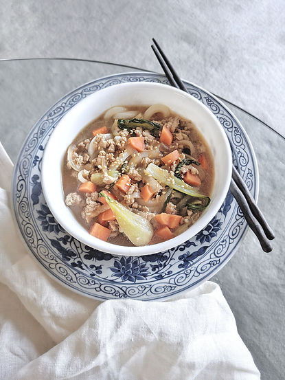 Pork Miso Udon