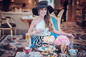 Afternoon Tea Series: The Living Room at The Peninsula Beverly Hills | Episode No.1