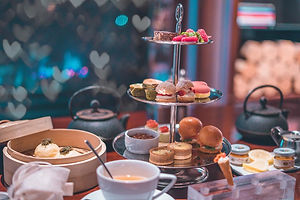 Afternoon Tea Series: Tres by José Andrés at the SLS Hotel Beverly Hills | Episode No.2