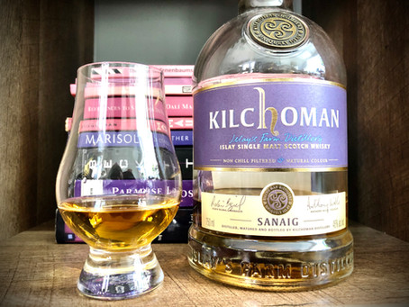 Review: Kilchoman Sanaig