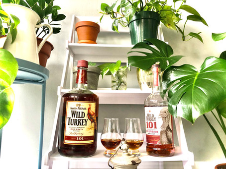 Review: Wild Turkey 101 (2019, 2001)