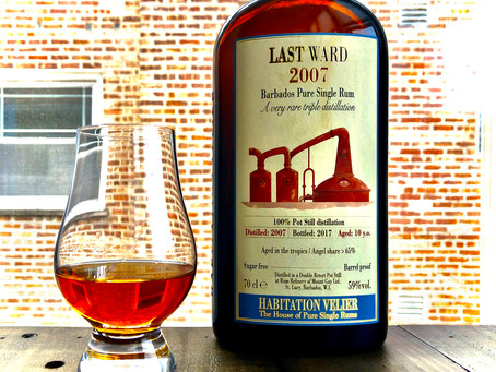 Review: 2007 Last Ward