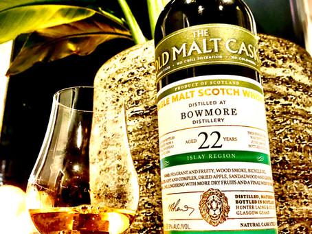 Review: 1996 Bowmore 22 yr. (OMC)