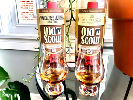 Review: Smooth Ambler Old Scout Bourbon (MGP)