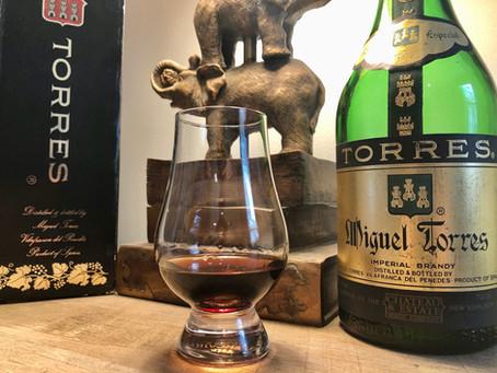 Review: 1980s Miguel Torres Reserva Especial