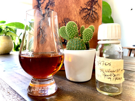Review: 1970s Yellowstone Bourbon