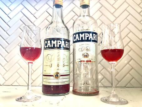 Review: Old & New Recipe Campari