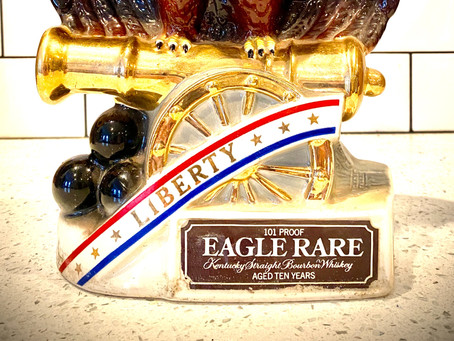 Review: 1981 Eagle Rare 10 yr. 101