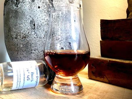 Review: Grosperrin No. 45 Cognac - Fins Bois - OB - 52.1%