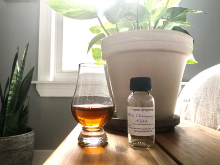 Review: 1973 Grosperrin - Petite Champagne