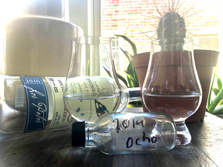 Review: Tequila Ocho Plata (2014, 2016)