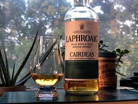 Review: Laphroaig Cairdeas 200th Anniversary