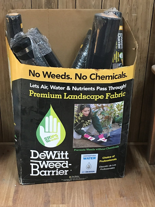 DeWitt Premium Landscape Fabric