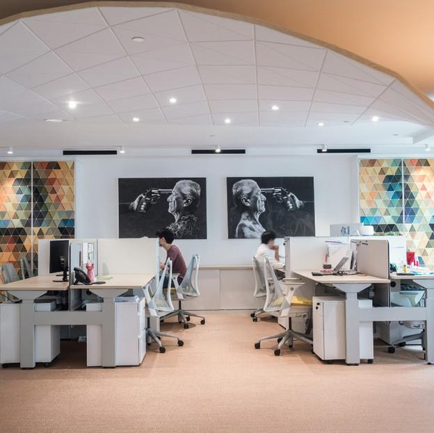 Lien Foundation Office