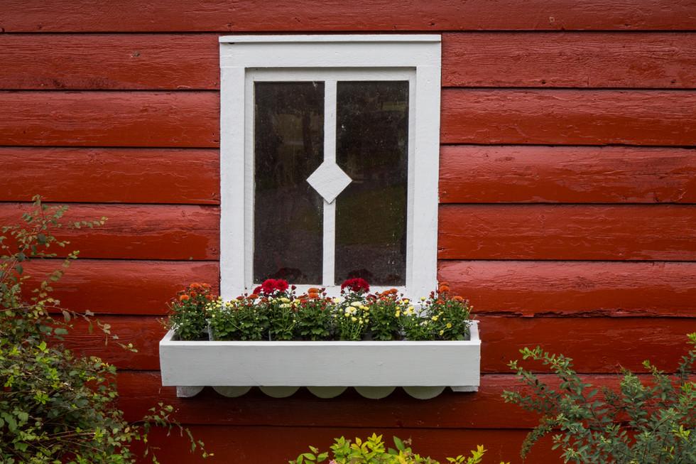 Beekman Barn Window