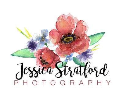 Jessica Stratford Photography Custom Logo