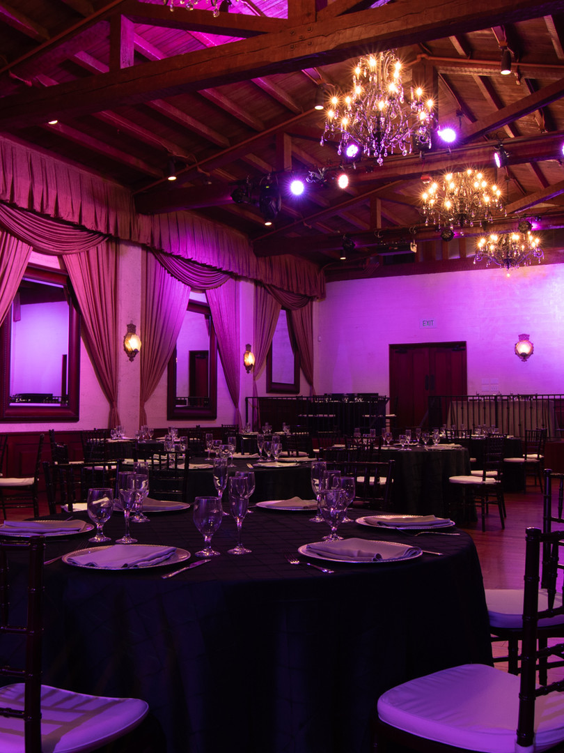 Banquet Room COLORS