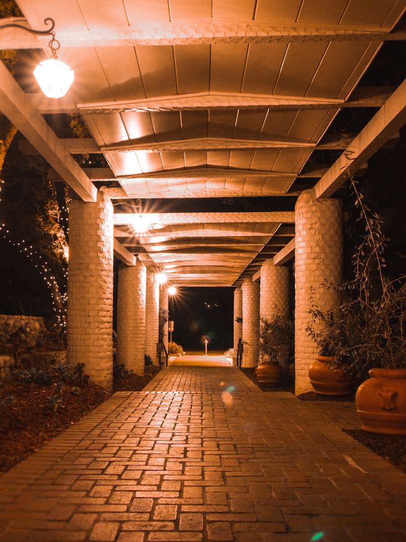 Walkway NIGHT