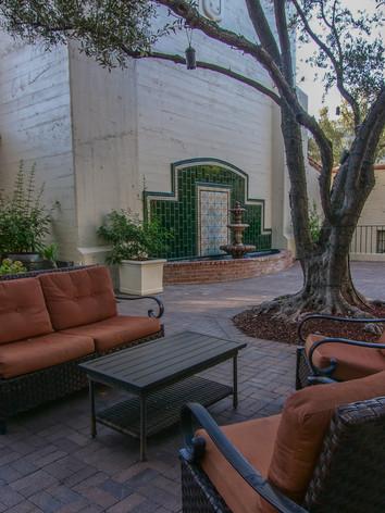Fountain Courtyard DAY