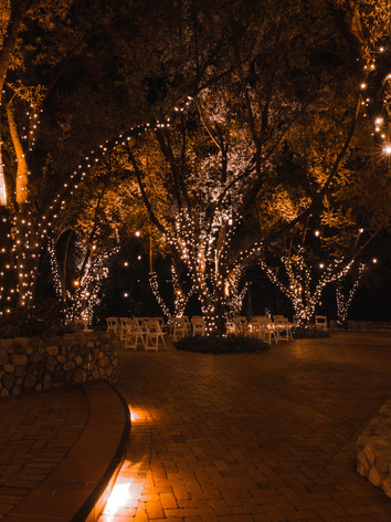 Ceremony Courtyard NIGHT