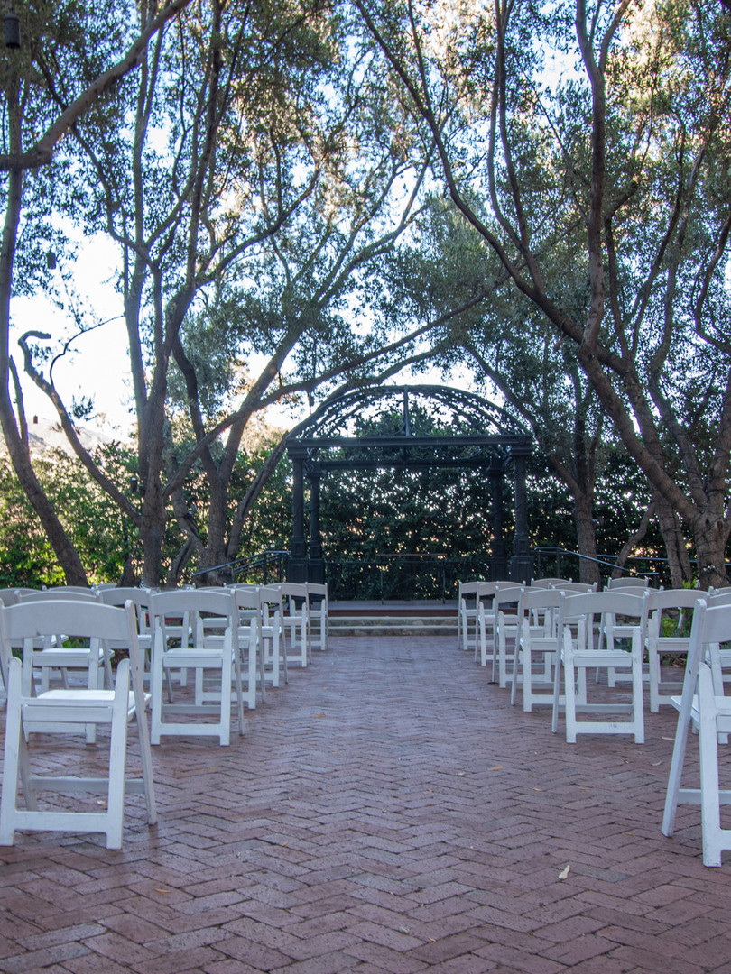 Ceremony Courtyard DAY