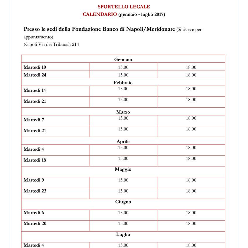 calendario 2017 1