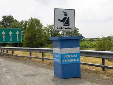 L'Autovelox sull'Asse Mediano.... Ci sono presupporti per avviare i ricorsi !