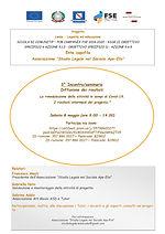 Volantino incontri e seminari 3_8 maggio
