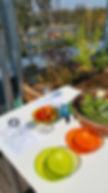 corbeille de fruits toulouse