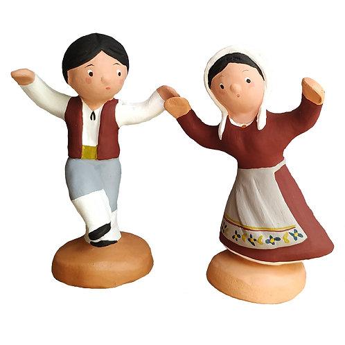 Couple de danseurs