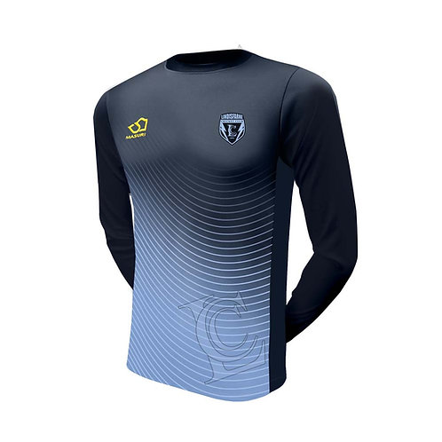 Mens Long Sleeve Training Shirt