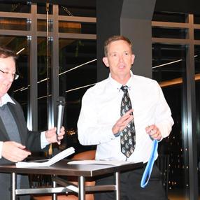 John Peers Service to the Club Award