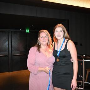 Womens Bowling Award